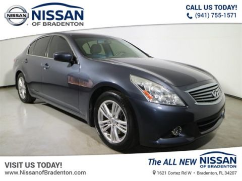 Pre-Owned 2012 INFINITI G37 Journey