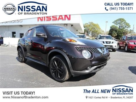 Certified Pre-Owned 2016 Nissan Juke SL AWD