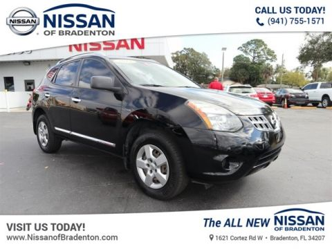 Certified Pre-Owned 2014 Nissan Rogue Select S