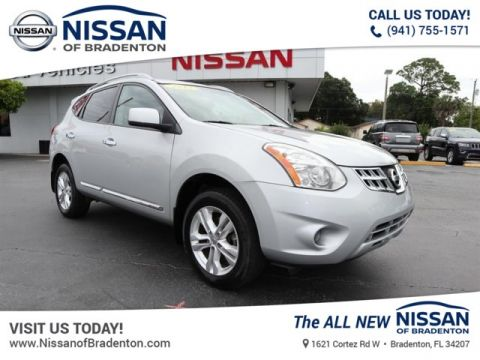 Pre-Owned 2013 Nissan Rogue SV AWD