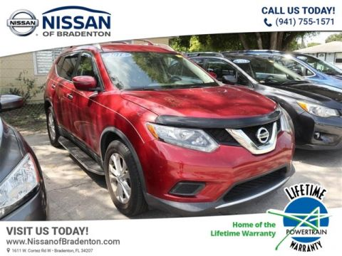 Pre-Owned 2016 Nissan Rogue SV FWD SUV