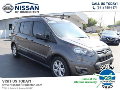 Pre-Owned 2015 Ford Transit Connect XLT w/Rear Liftgate
