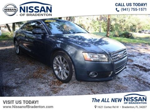 Pre-Owned 2011 Audi A5 2.0T Premium AWD