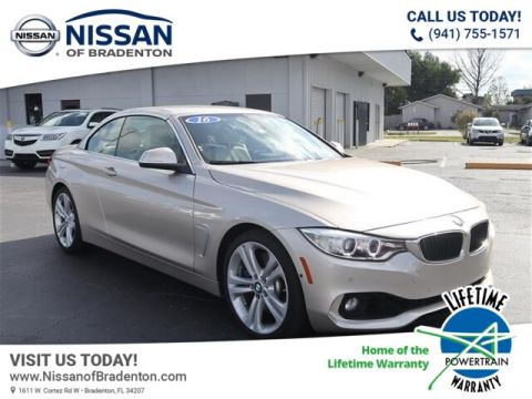 Pre-Owned 2014 BMW 435i i