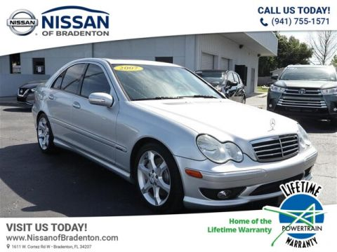 Pre-Owned 2007 Mercedes-Benz C230 Sport